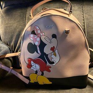Kate Spade Minnie Mouse Medium Purse/Backpack